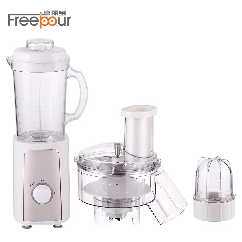 3 In 1 Electric Blender Food Mixers and Blenders Juicer