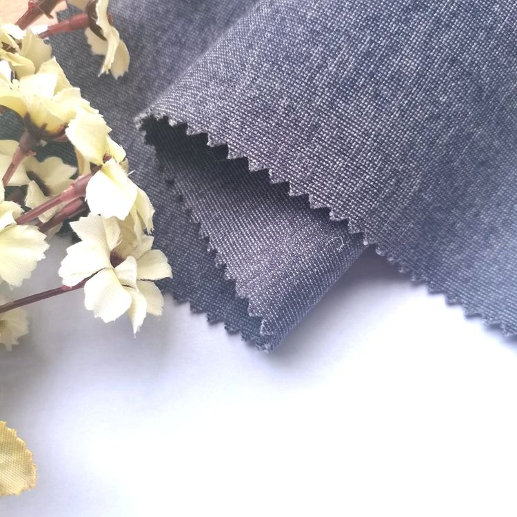 High quality 50 polyester 50 cotton breathable knitted scuba fabric for sale