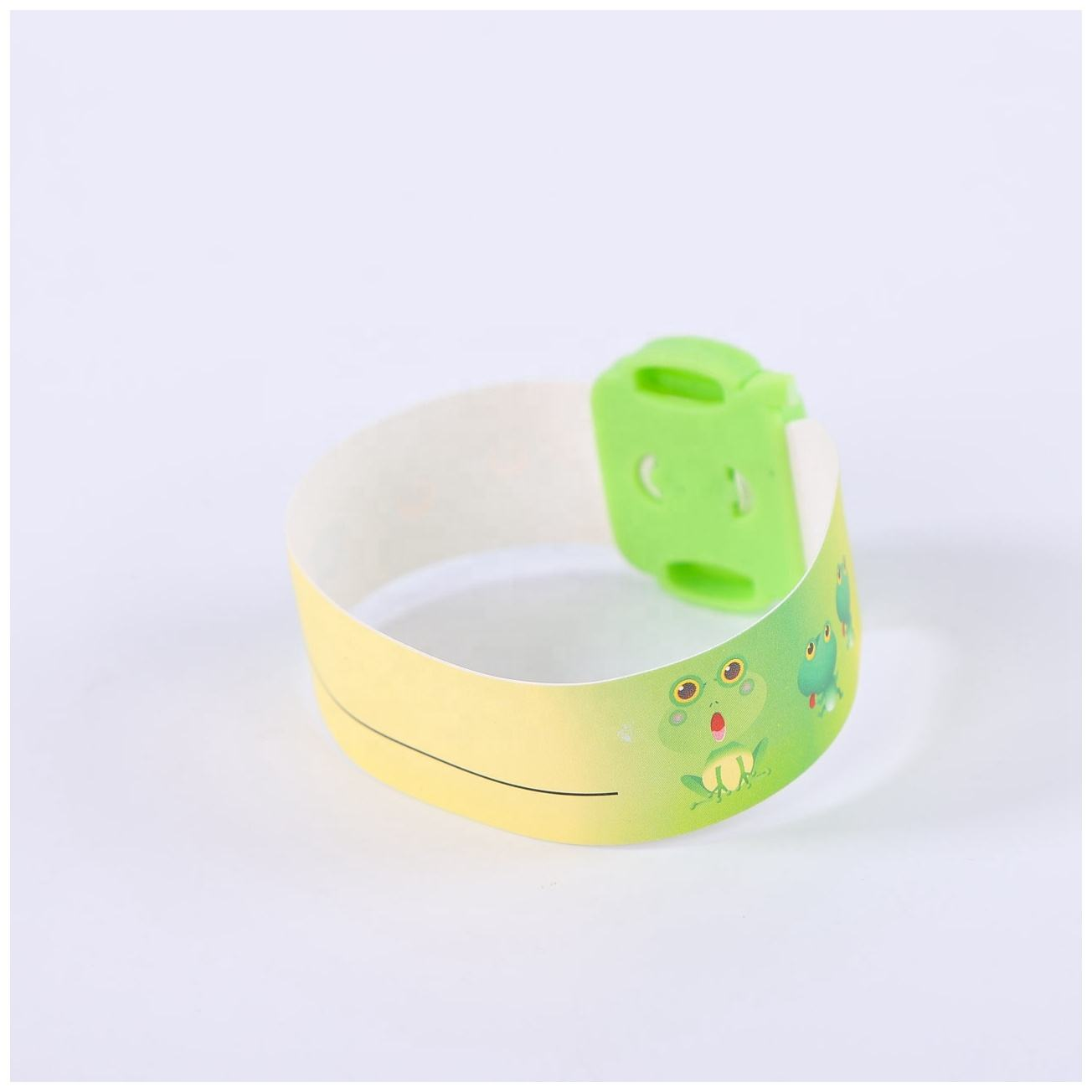 custom animals/cartoon id wristbands for kids