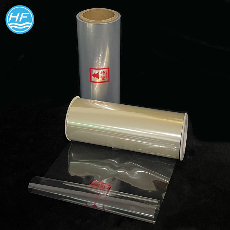 High Quality Natural Fibers Cellophane Packing Film Biodegradable Stretch Film