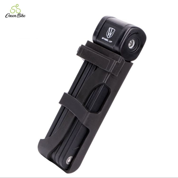 `Multifunctional Anti-shear Cost- Effective Bicycle Foldable Key Lock