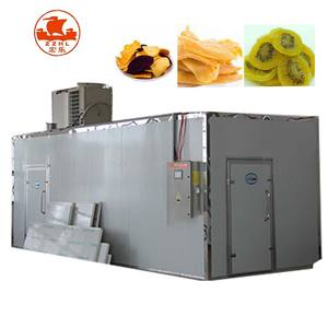 Air To Air Heat Pump Dryer Fruit And Vegetable Drying Machine Food Processing Ginger Dehydrator