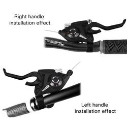 EF51-7 /EF51-8 Mountain Bike Brake Lever Shifter Set Aluminum Alloy 3x7/3x8 Speed Shifter Bike Accessories