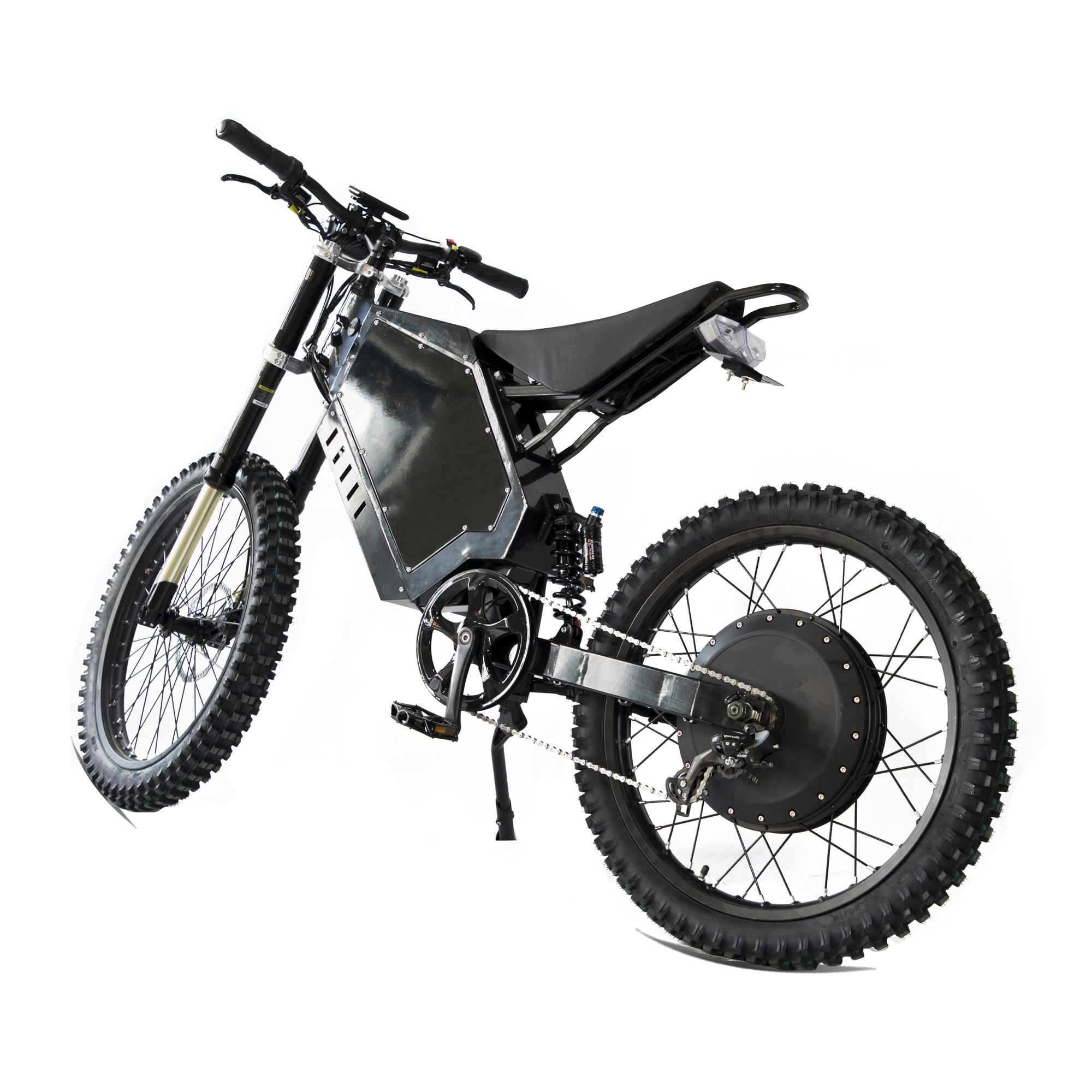2 Wheel E Electric Motorbike Lithium Battery EL Electro Electronic Dirt Mountain Bike with COC