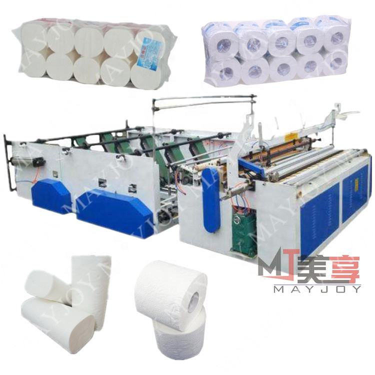 Low Price Toilet Paper Making Plant,Small Scale Toilet Paper Making Machine