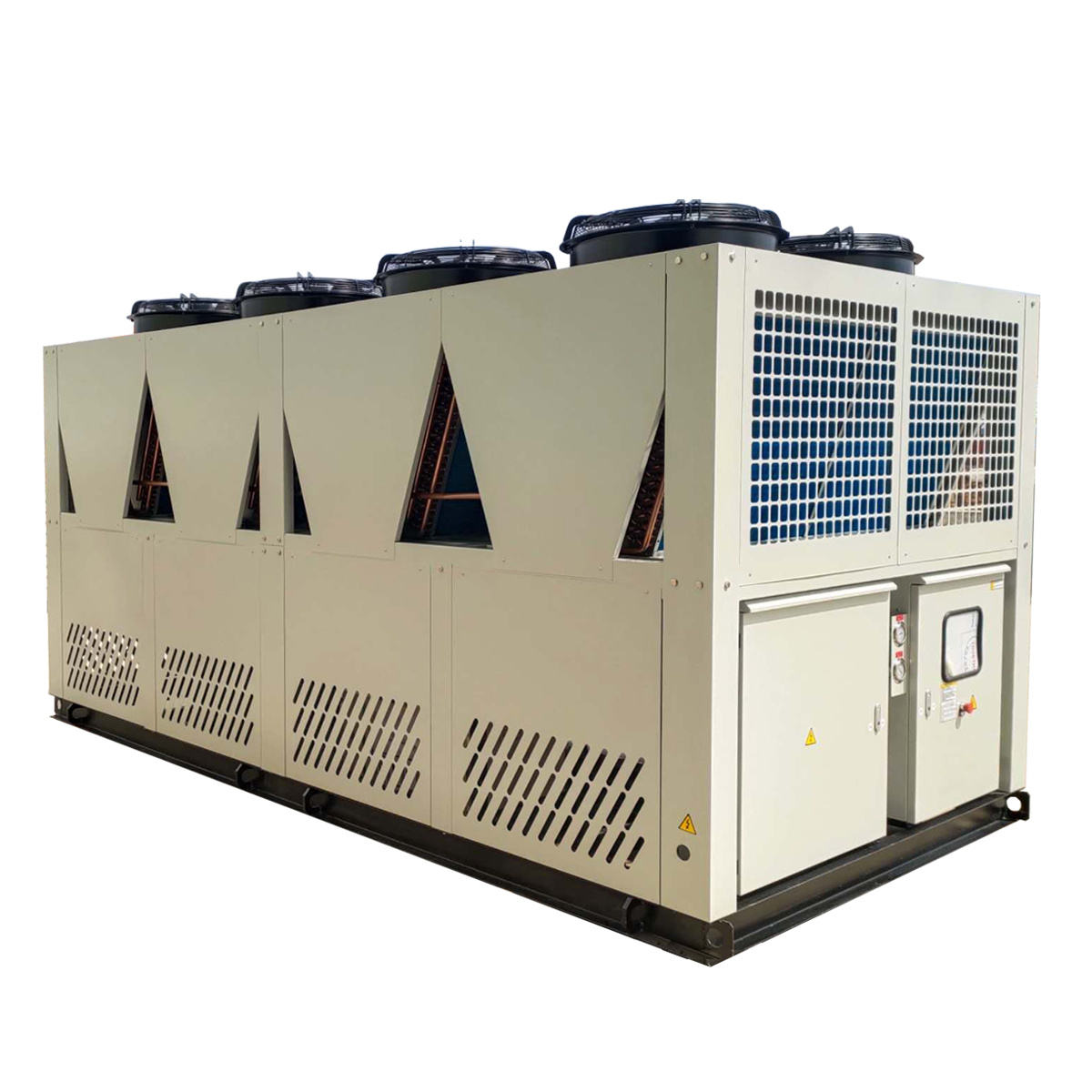 Max 100KW To 450kw Cooling Capacity Air Cooled Scroll Chiller for Industrial Air Conditioner
