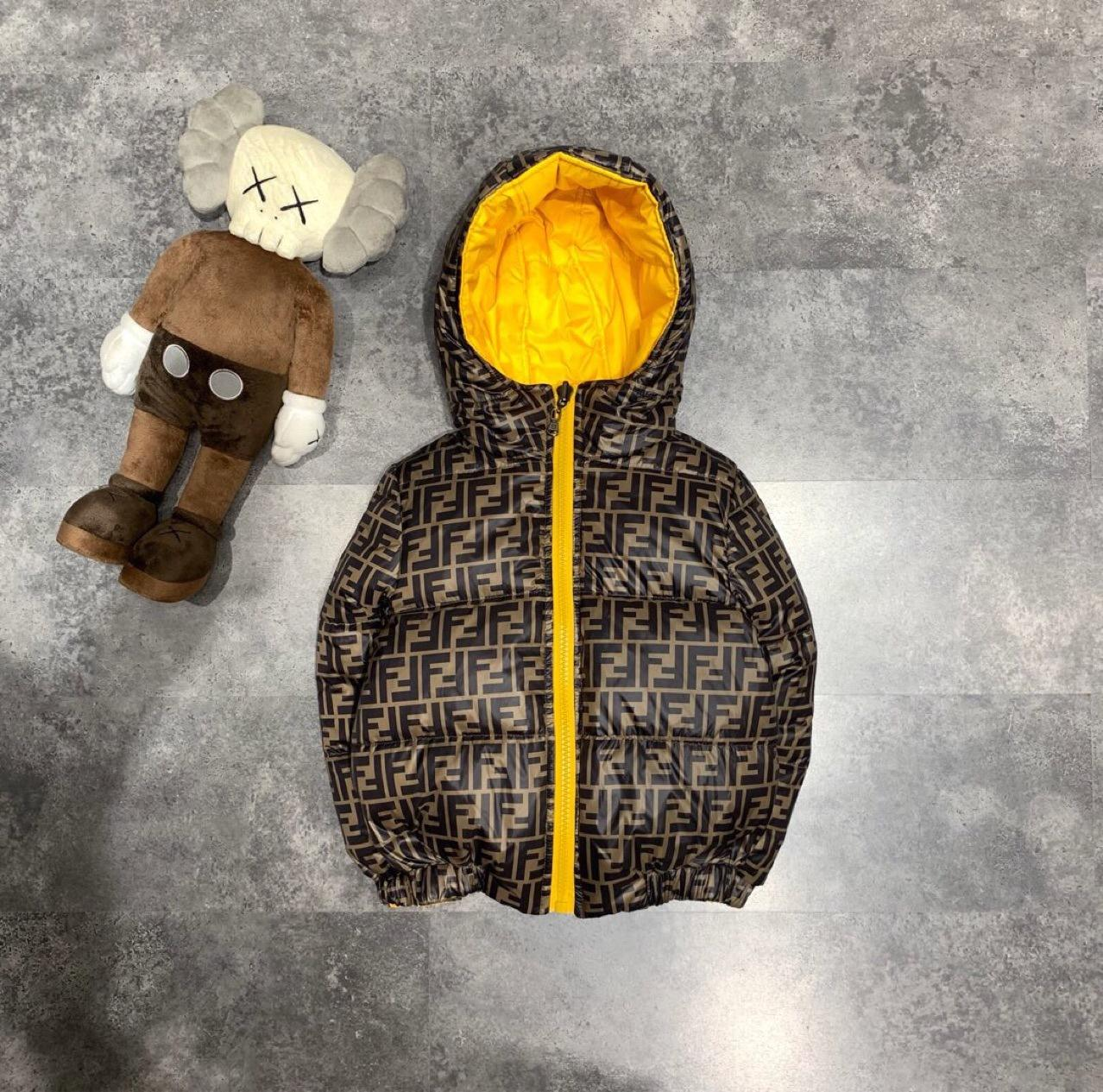 Black soft shell coat with hoodie winter jacket for toddler boy