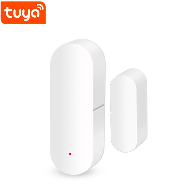 Wifi Smart Window Deur Kloof Alarm Wifi Anti Dief Home Alarm Tuya Deur Sensor Voor Home Security
