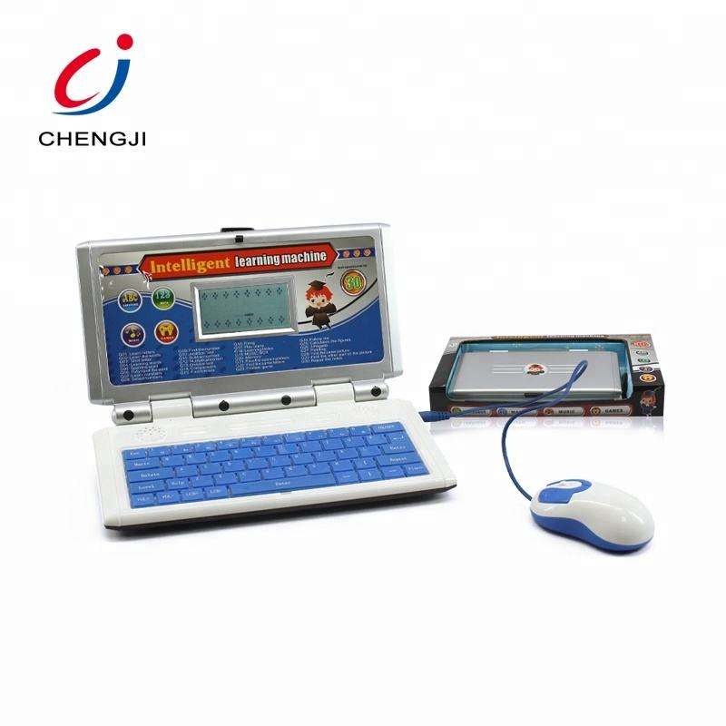 Plastic educational intelligent children kids computers learning machine laptop