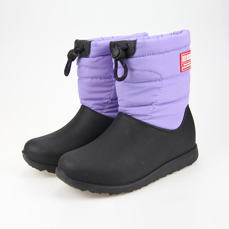 四季 Snowboots 防水と暖かい幼児と子供のための適切な靴少年少女