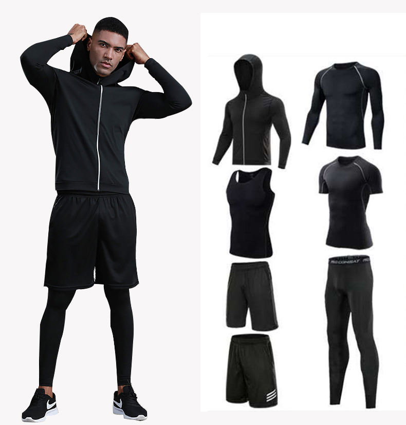 China Factory Custom Logo Cheap Price Sweat Suits S-3XL Quick Dry Blank Oem Sports Track Suit Tracksuits For Men
