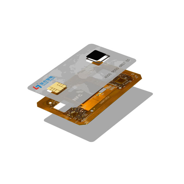 High Secured Fingerprint Smart Card for Biometric Solution and Stand-alone Authentication