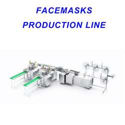 High Speed Facemask Production Line