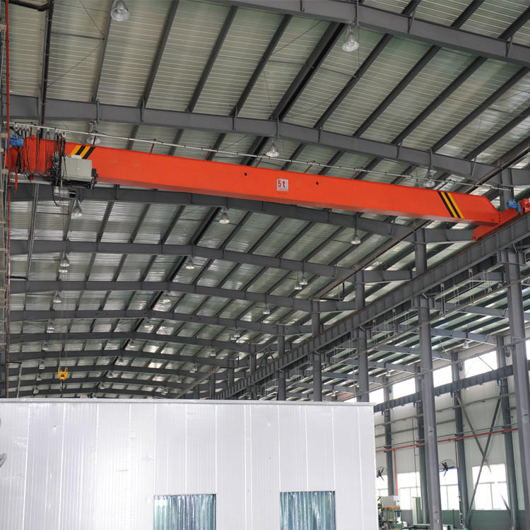 Hot sale direct factory supply new LD 5 ton load overhead crane good price