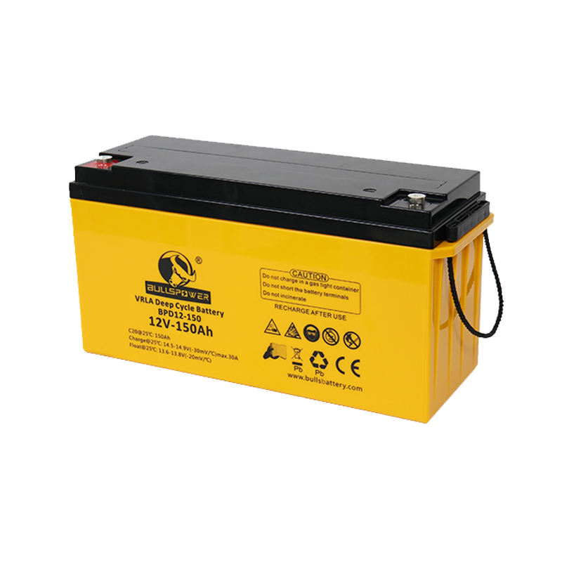 BULLSPOWER AGM GEL Deep Cycle Battery 12v 300ah 100AH 150Ah 250AH Solar Battery Storage 12v 200ah