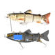Spot wholesale Electric Charge Swim Bait Fishing Lure