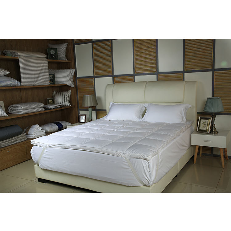 Fire Retardant Thick Memory Foam Mattress Topper