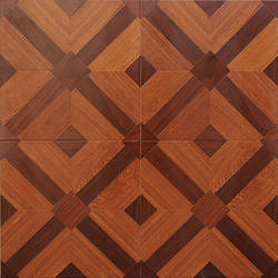 PINGO Canadian Maple Solid Paquet Wood Floor The Most Popular Style