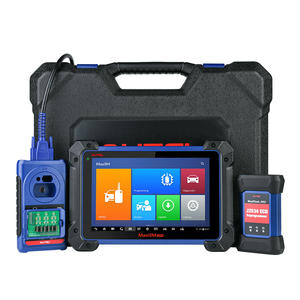Autel MaxiIM 608 + G BOX Key Programming Tool IMMO Car Diagnostic Tool Automotive Scan Tool for All Key Lost Programming