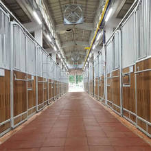 Popular eco-friendly horse stable prices wholesale