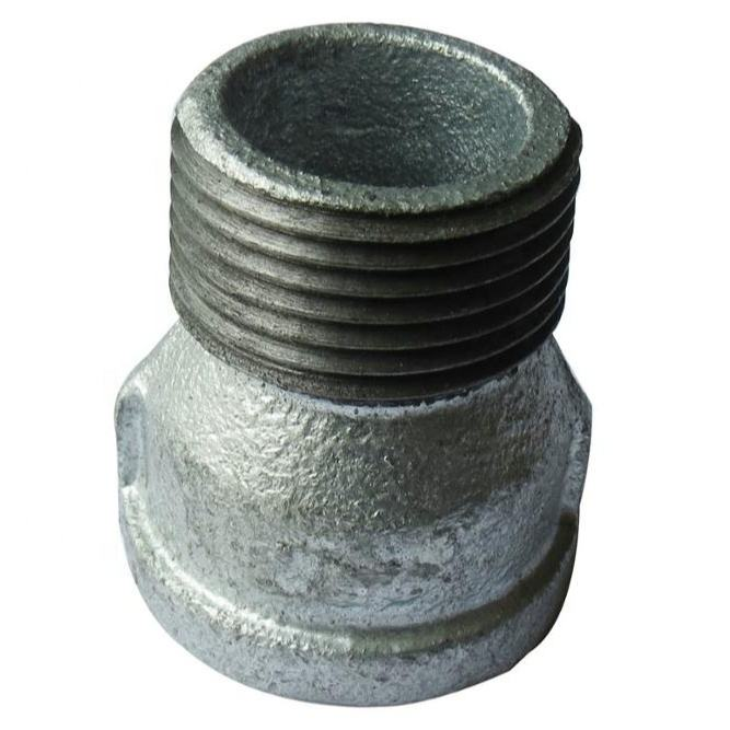 G. I malleable iron pipe fitting 529a Male and Female