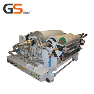 LLDPE cast stretch wrap film casting extruder maschine