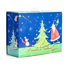 Manufacturer wholesale custom luxury paper packaging christmas gift box