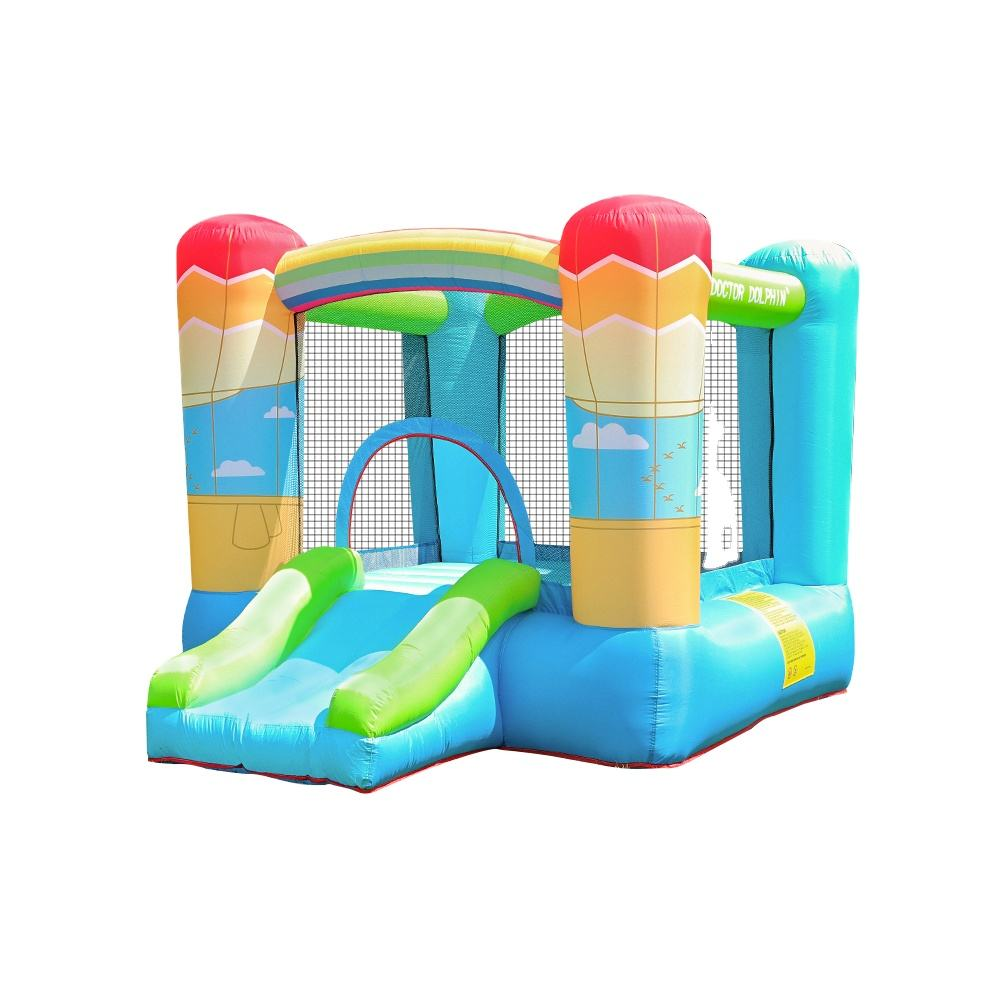 family home use indoor jumping bouncing castles inflatable bouncy for kids