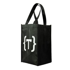 Non-ทอไวน์กระเป๋าTote Shopping Bag