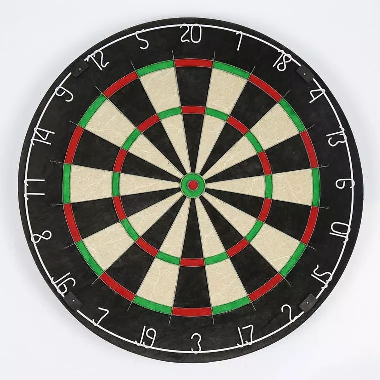 Factory direct sale professional dart board bristle sisal