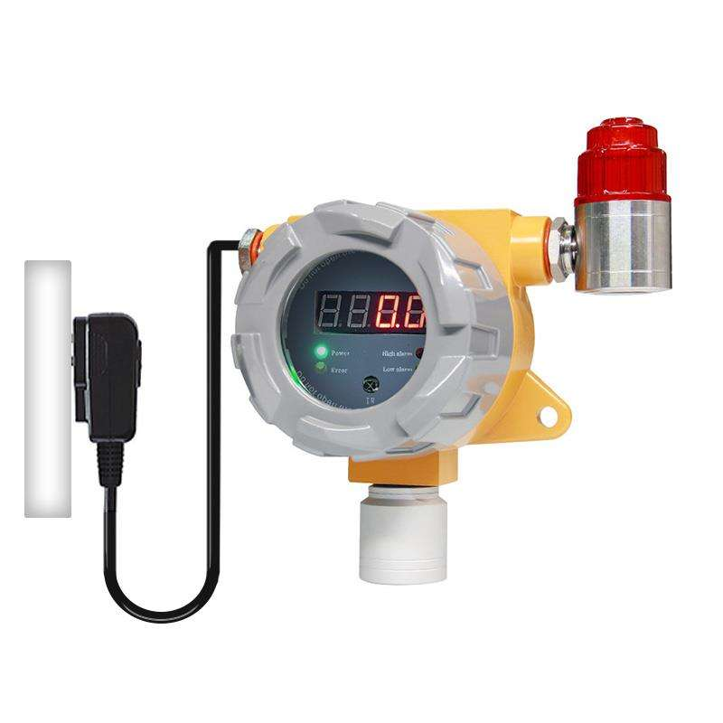 New Design Oil depot acetylene so2 gas detector Alarm and control honeywell gas sensor detector