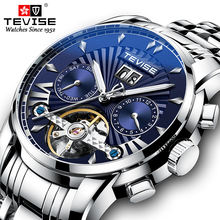 TEVISE Watch 9005 2020   Fashion luxury men's wristwatches Automatic mechanical watch