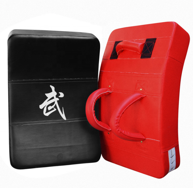 Martial Arts focus paddles Taekwondo kicking pad kickboxing large cured kick punch strike shield pad