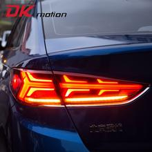 DK Motion 1 Year Warranty Wholesale Tail Lamp For Hyundai Sonata 9th 2015-2019 Taillight Tail Lamp