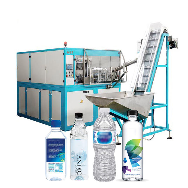 Master Packing Hot Sell Full Automatic 6000BPH Water bottle PET Blowing Machine