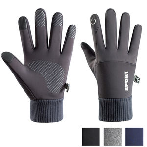 Spring Autumn Customized Touch Screen Winter Gloves Unisex TouchScreen Winter Gloves