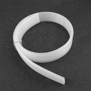 Factory Supply Silicone Tube Length 1 Meter 10mm ID x 15mm OD Flexible Silicone Hose Water Hose Pipe for Pump Transfer