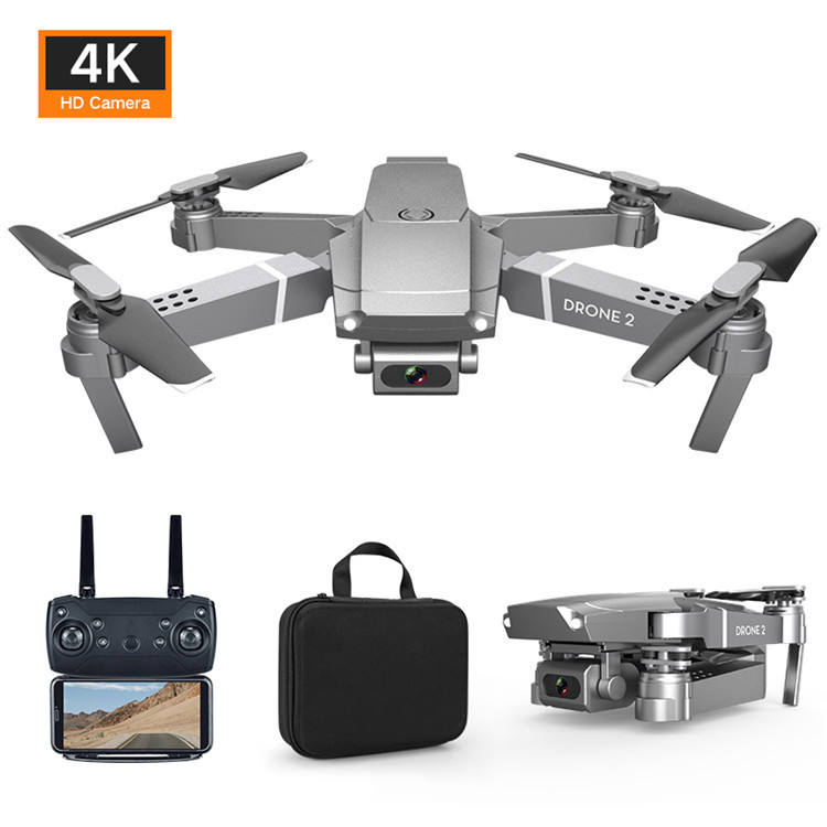 Hot Sale Professional Folding Drone 4k Hd 1080p Wifi Remote Control Mini Camera Drone