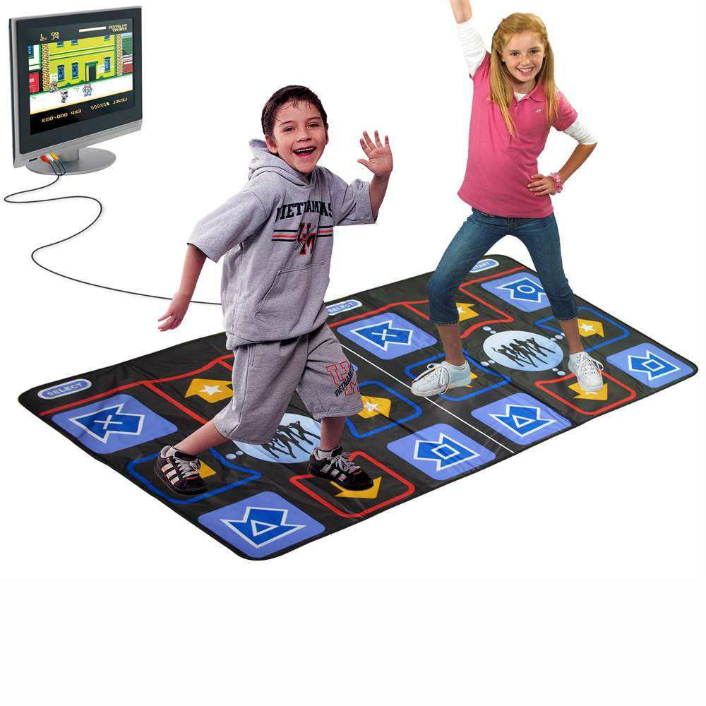 Wholesale Wireless Motion-sensing TV Game Dancing Dance Mat for Adult