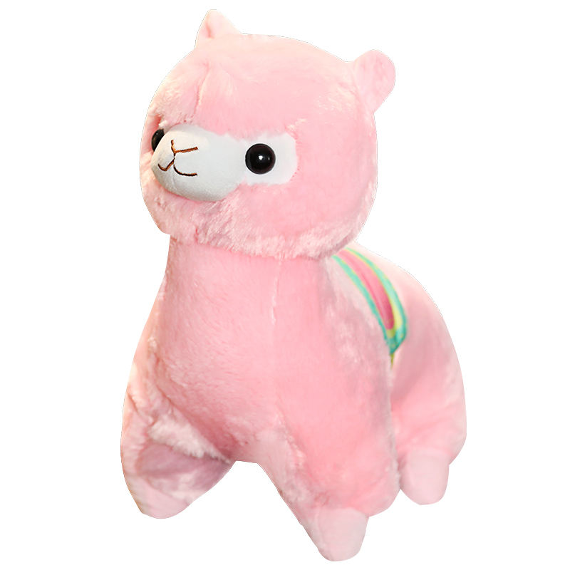 alpaca plush toys cute doll stuffed soft animal baby kids appease toy gift for girl