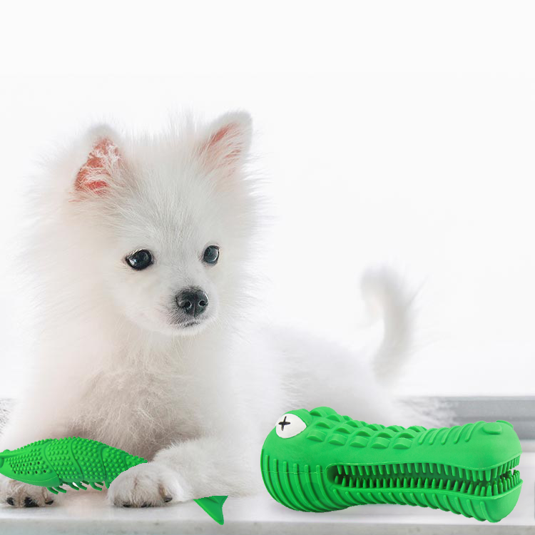 Crocodile Indestructible Eco Friendly Dental Pet Dog Chew Toys Durable Dog Chew Toy