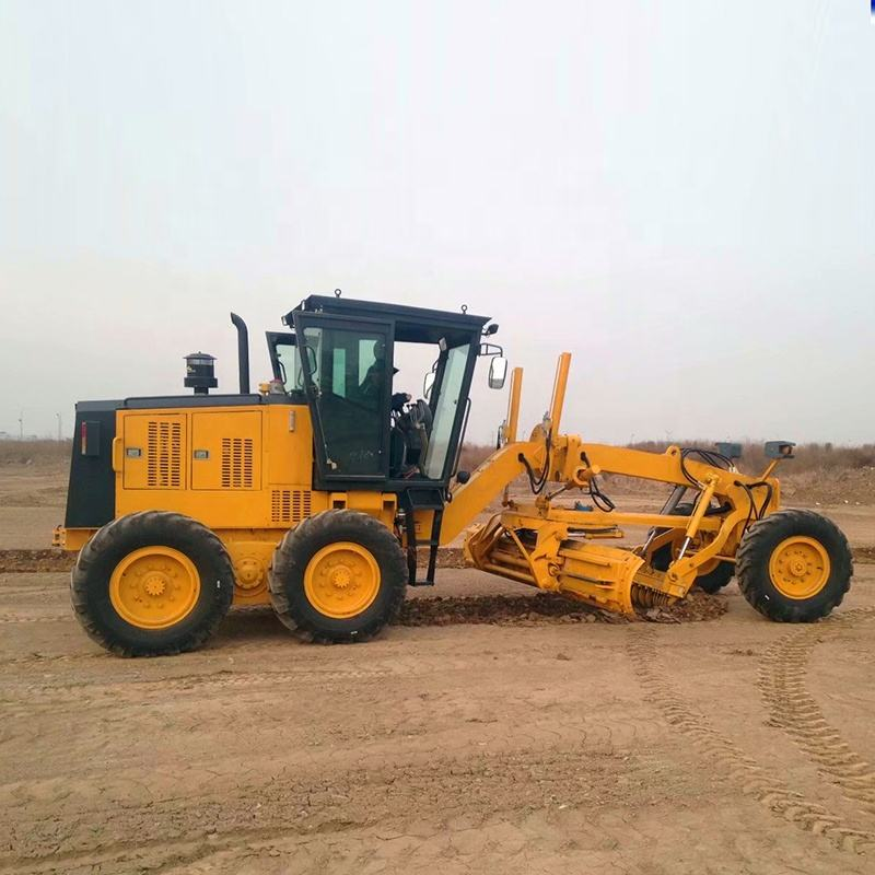 China Tractor Road mini motor grader new SG14 for sale