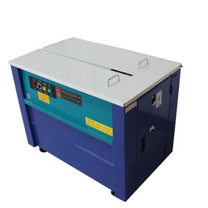 Compact Build Factory Direct Carton Box Strapping Machine