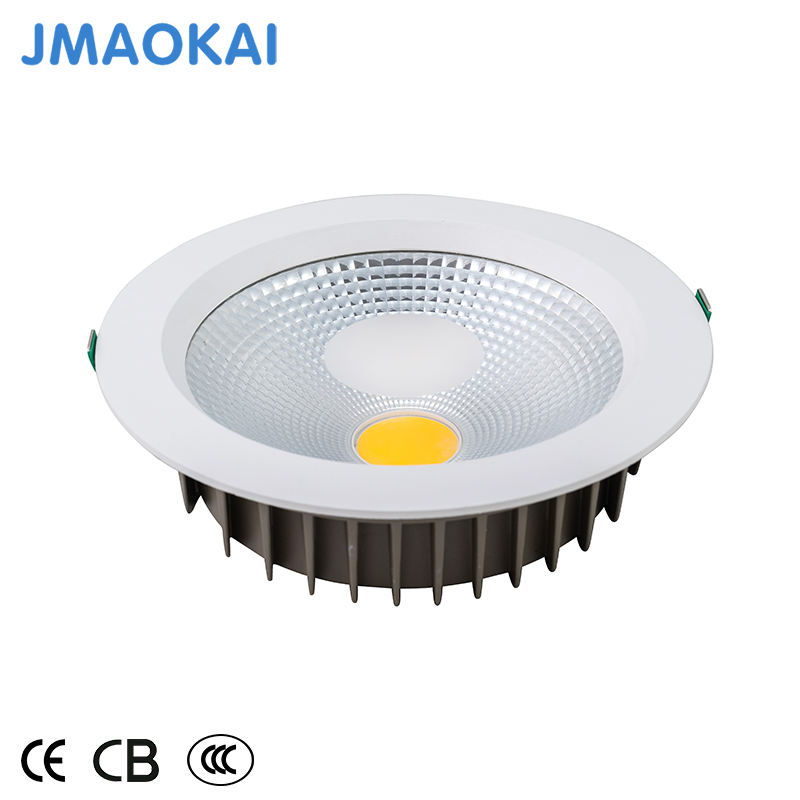 New Style Constant Current Ceiling Down Light COB Spot General Recessed LED Retrofit Downlight
