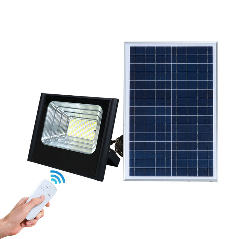 ALLTOP High quality aluminum ip67 waterproof outdoor 50w 100w 150w 200w solar led flood light