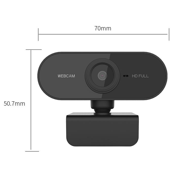 Hot HD Webcam Auto <span class=keywords><strong>Fokus</strong></span> Komputer USB Webcam Video Call Conference Live Kamera PC C1