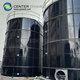energy recovery project organic waste digester / reactor