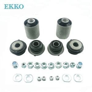 Control Arm,2Pcs Front Lower Axle Bushes Control Arm Bushing Mount Kit Control Arm Puller 31126754899 Fits for 3 SERIES E46