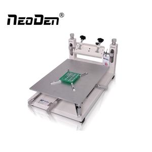 LED producution line stencil printer smd machine