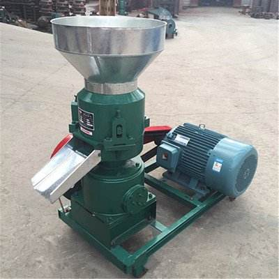 The poultry pellet feed machine produced by our company is suitable for various farms